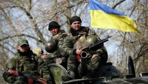 Боевая машина Украины
