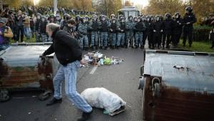 Азербайджанский погром в Бирюлево начали 15 наемных бойцов