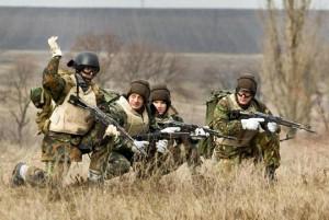 25 бригада ВДВ из Днепропетровска