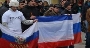 Симферополь. Митинг. 25 февраля