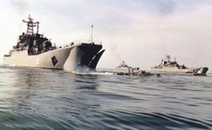 Большие противолодочные корабли