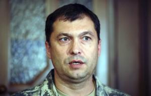 Пресс-конференция В.Болотова в Луганске