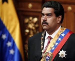 Инаугурация Мадуро