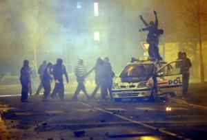 Исламисты против полиции