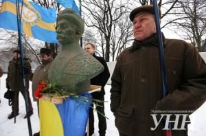 Мазепинцы и флаг Швеции