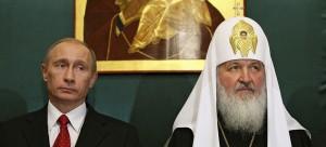 Vladimir Putin, Patriarch Kirill