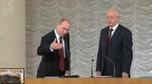 Путин на съезде РВС 8