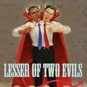 Ромни - Обама