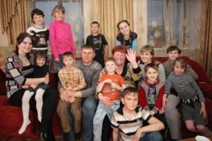 Снимок семьи