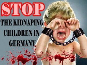Stop kidnaping in Germany