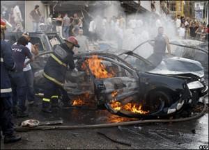 Терракт в Ливане