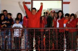 Уго Чавес победил