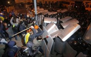 Украина - протест - Майдан - провокации