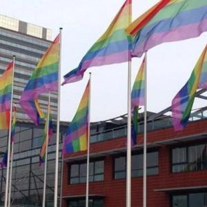 флаги ЛГБТ