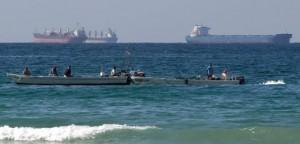 Mideast Hormuz Strait Smugglers