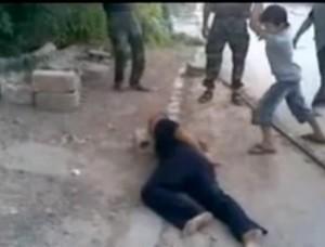 young islamist kills a man